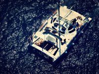 Catamaran Blue Spirit