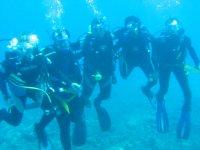 Todos bajo el agua