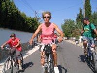 Bici de montaña en Alicante