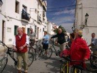 Descubre los pueblos alicantinos en bici