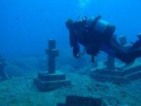 Cementerio subacuático