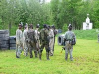 Practicar paintball en Toledo