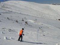 Te enseñamos a esquiar