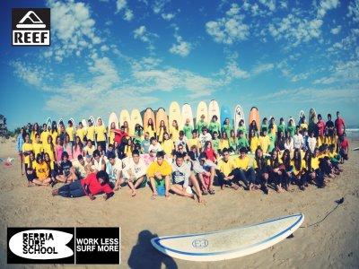 Berria Surf School Surf