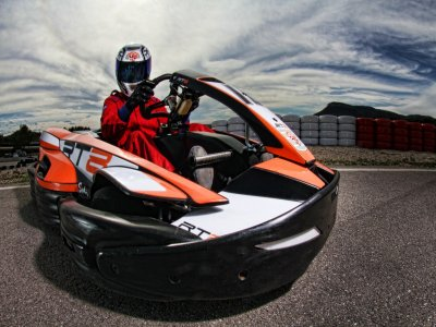 Karting & Paintball Castellol� Karting