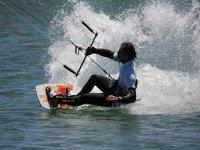 kitesurf professionale