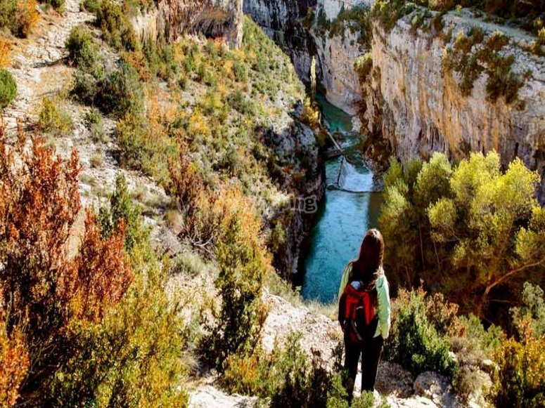 Senderismo en Huesca - Foto de bodegalaus.es