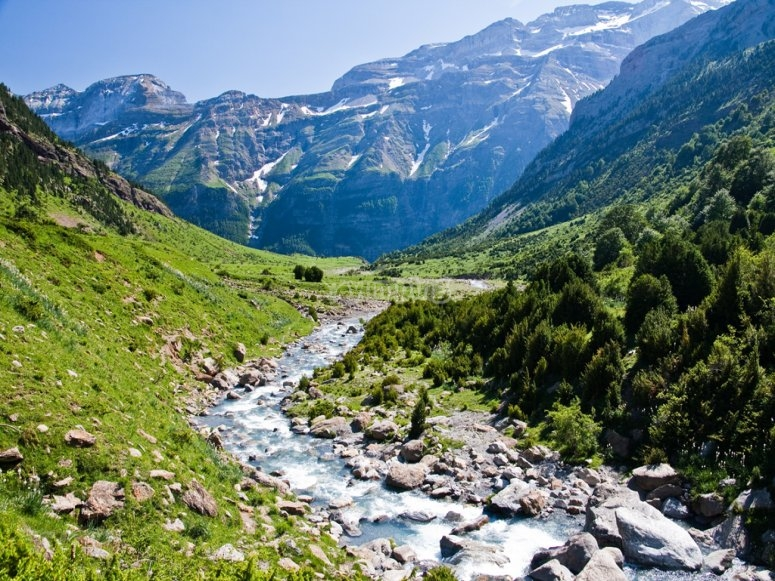 Valle de Pineta - Foto de excursionesporhuesca
