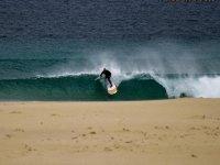 Paddle Surf sulla spiaggia