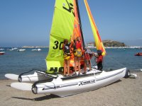 Our Hobie Cat