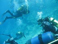 Excursions under the sea