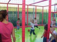 Fútbol en mini campos