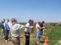 Aprender tiro con arco en Toledo