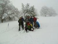 雪鞋步道Ubiñas自然公园