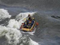 Rafting on the Miño River - Frieira