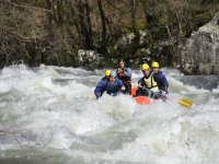 Rafting on the Deza