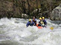 Rafting sulla Deza