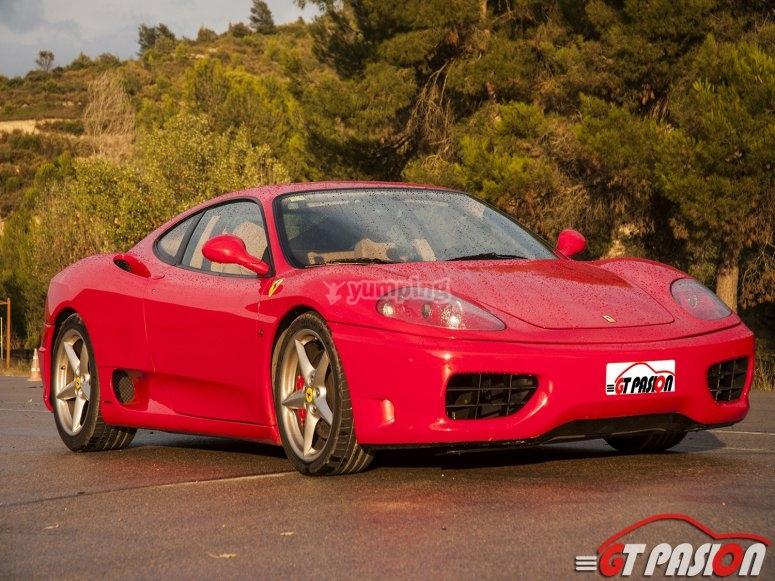 Nuestros Ferrari F430 F1