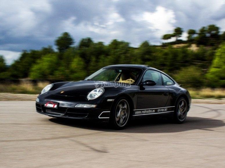 Conduce un Porsche