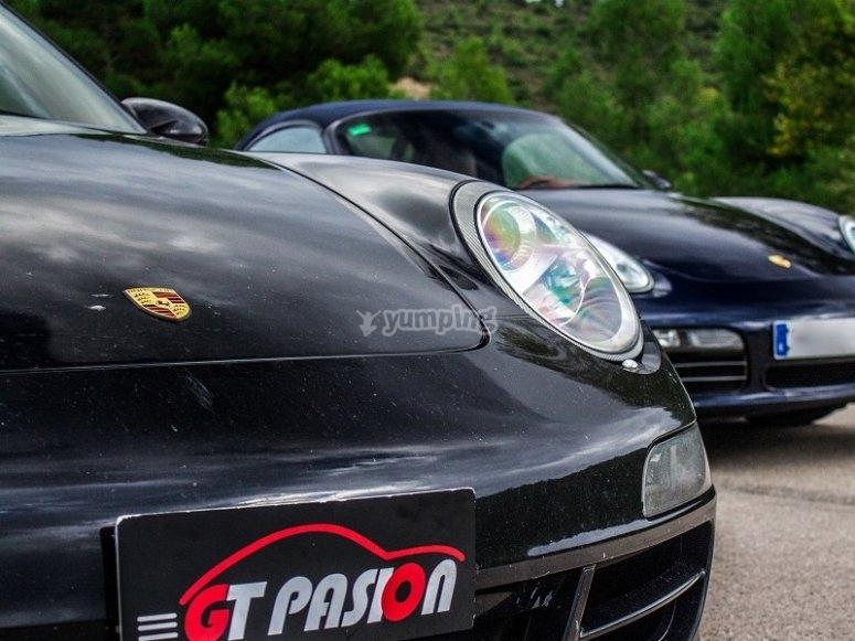 Nuestros Porsche