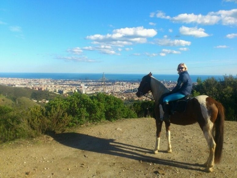 Vsitas de Barcelona desde Collserola