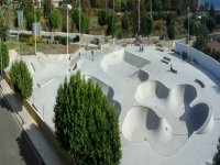 Skatepark Fuengirola... uno de los muchos que visitaremos