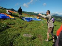 Paraglider courses
