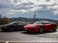 1 vuelta en Ferrari por el circuito de Brunete