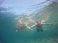 Snorkel en Cantabria