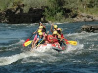 Attrezzatura per il rafting