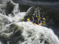 Discesa del rafting