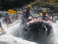 Rafting en el Miño