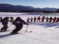 Realizamos cursos de esquí