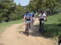 Carreras de bici de montaña