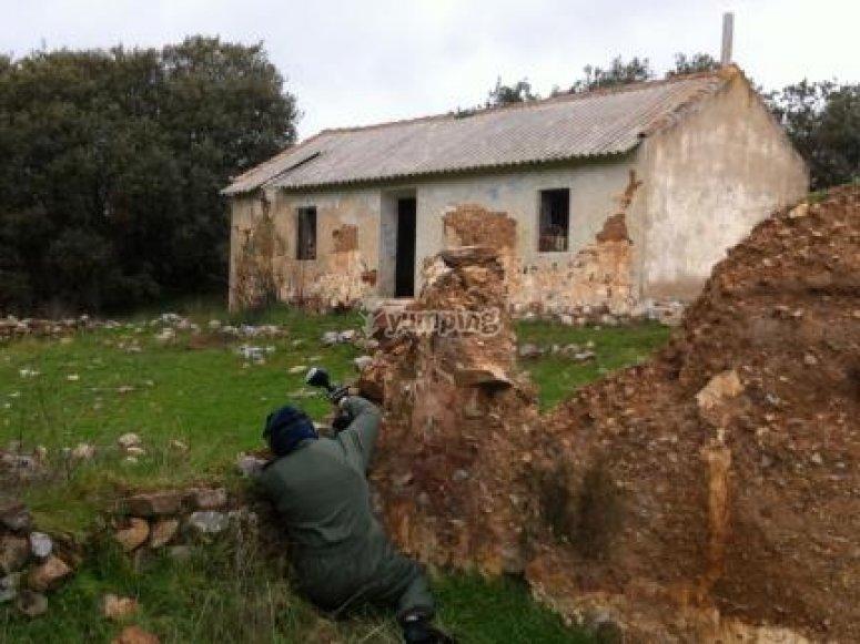 La casa abandonada