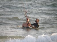 Actividades de kitesurf