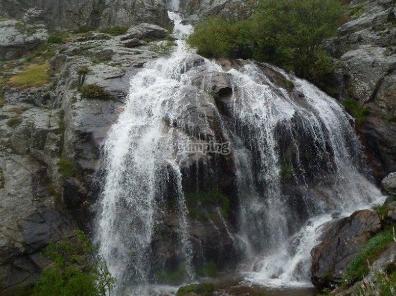 Cascadas del barranco de Portilla