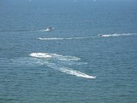 Visit Alicante riding a jet ski