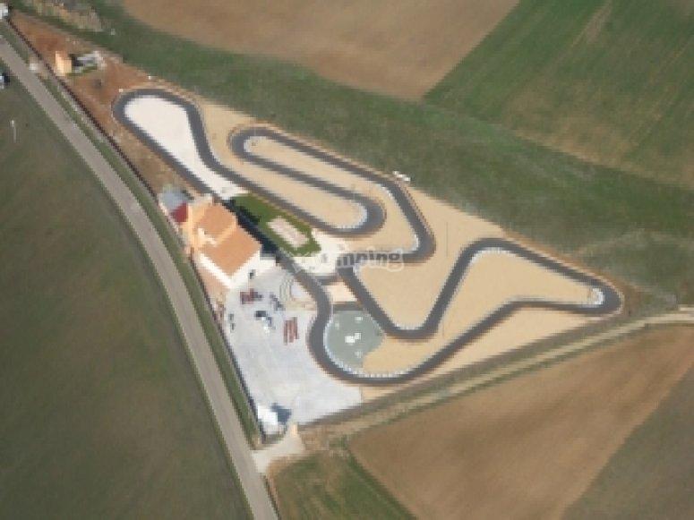 Circuito de karting en Fresno De La Fuente