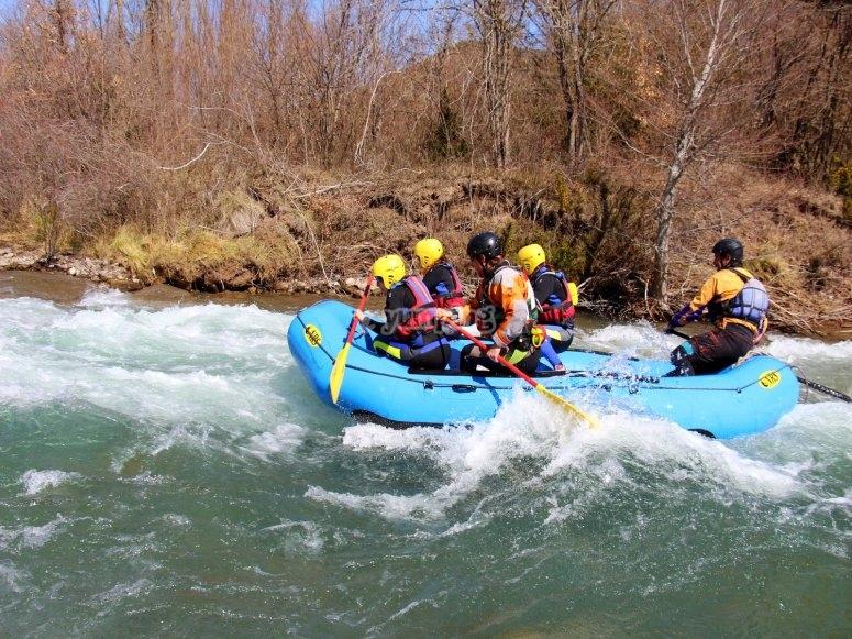 Descenso río Aragón Subordán
