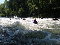 Hidro en el río Ulla