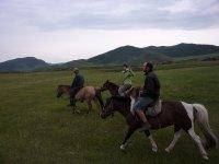 Ruta guiada a caballo en Toledo