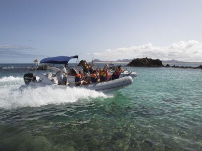 Giro in barca privata di 3 ore, Fuerteventura