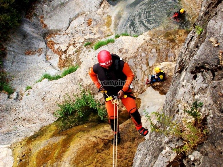 Descenso río Cares