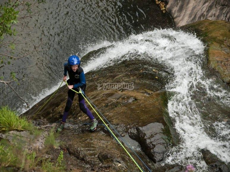 Descenso río Rubó