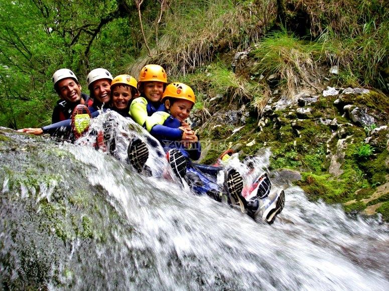 Descenso río Vallegón