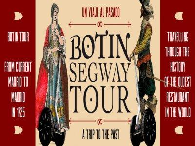 Ruta segway tour + comida en Restaurante Botín