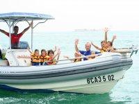 Paseos en barco para todos