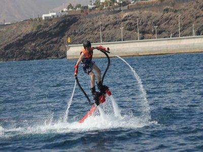 Paracraft Lanzarote Flyboard