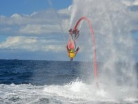 immersione del flyboard